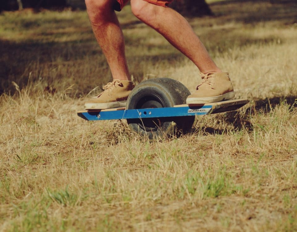 Onewheel sur sentier avec Ride On Experience