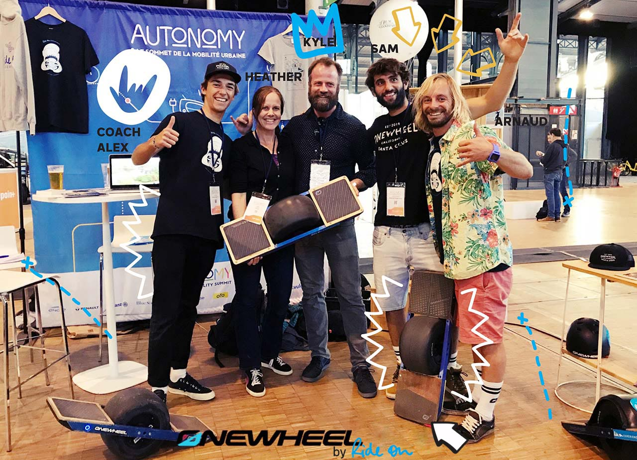 Equipe Onewheel by Ride On